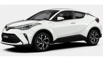 C-HR 1.8 Hybrid First Edition