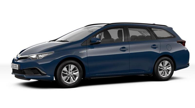 Toyota Auris TS 1.2T Active