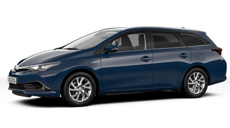 Auris TS Hybrid Dynamic