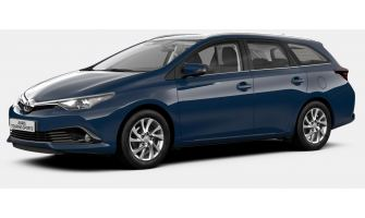Auris TS Hybrid Active