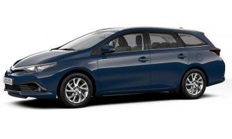 Toyota Auris TS Hybrid Aspiration