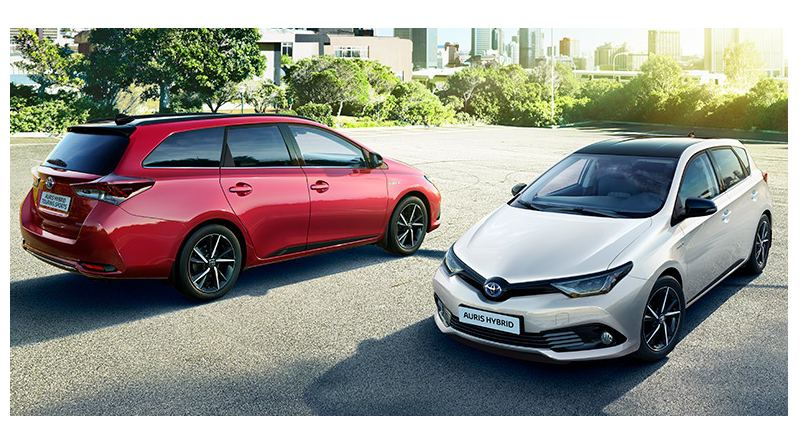 Auris TS Hybrid Dynamic Ultimate