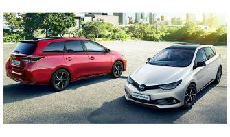 Auris TS 1.2T Active