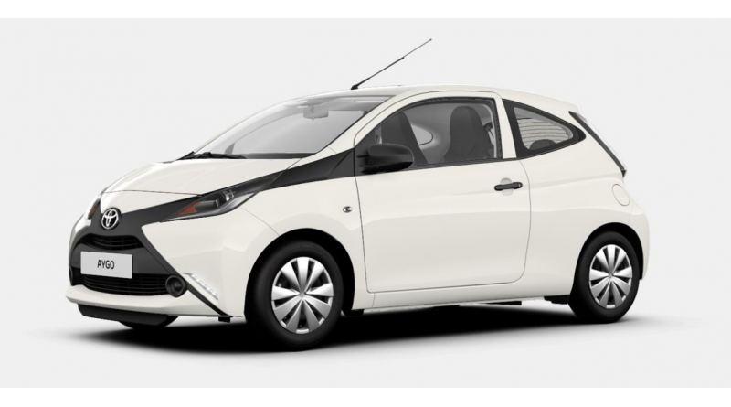 Toyota Aygo 1.0 3d X