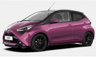 Toyota Aygo 1.0 5d X-Cite