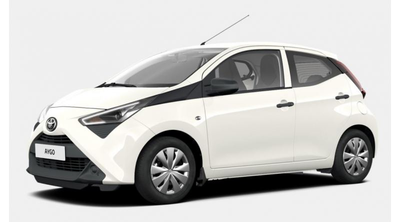 Toyota Aygo 1.0 5d X-Fun