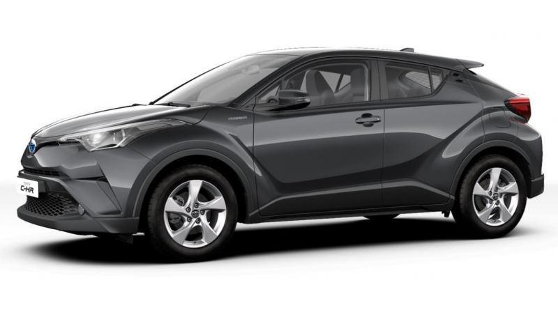 Toyota CHR 1.8 Hybride Black Edition