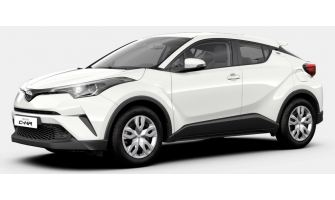 C-HR 1.2 Turbo Active