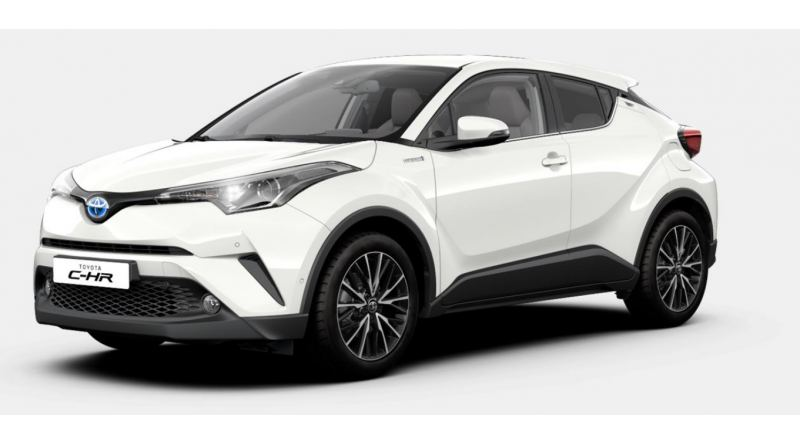 C-HR 1.8 Hybrid Executive Ultimate