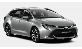 Corolla TS 1.8 HSD Active 17 inch 2020