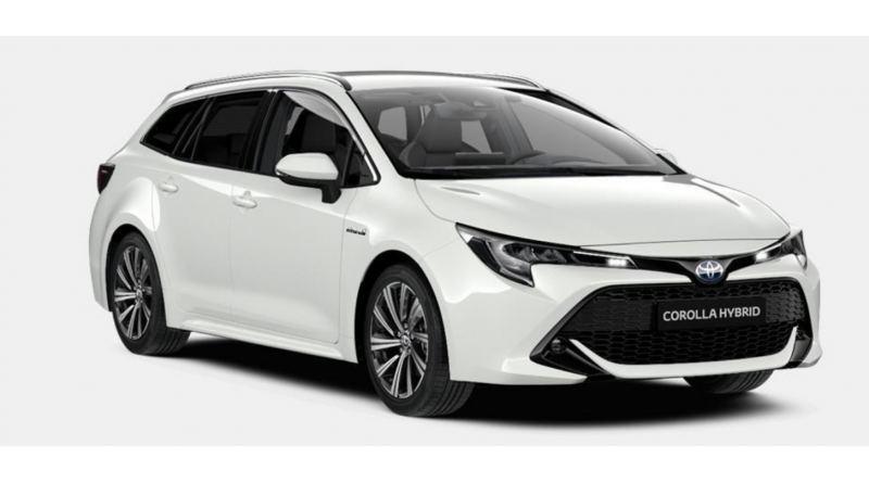Corolla TS 1.8 HSD Dynamic