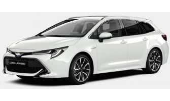 Corolla TS 2.0 Executive JBL
