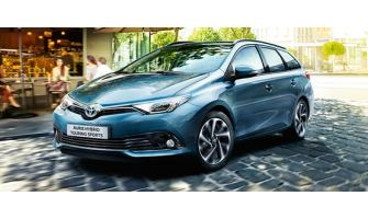 Toyota Auris TS 1.3 Now