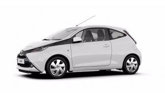Toyota Aygo 1.0 5d X-Play
