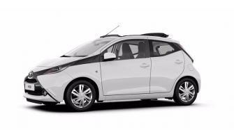 Toyota Aygo 1.0 5d Fashion Edition Sassy