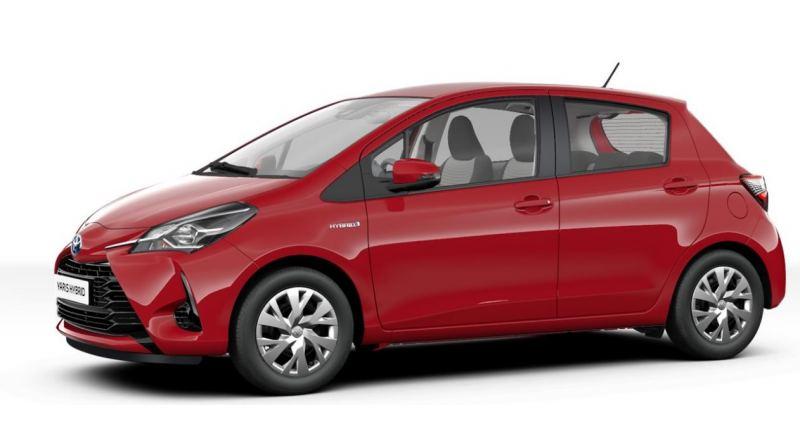 Toyota Yaris 5d 1.5 Hybride Aspiration