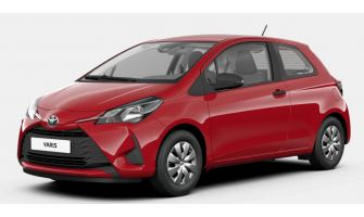 Yaris 3drs. 1.0 Access