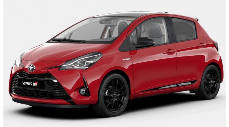 Yaris 5d 1.5 Hybrid GR-Sport